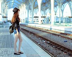 【CORAIN & OSKAR】葡萄牙-追逐里斯本落日的小火车