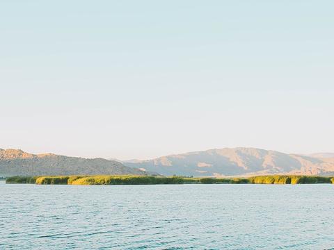 可可苏里湖旅游景点图片