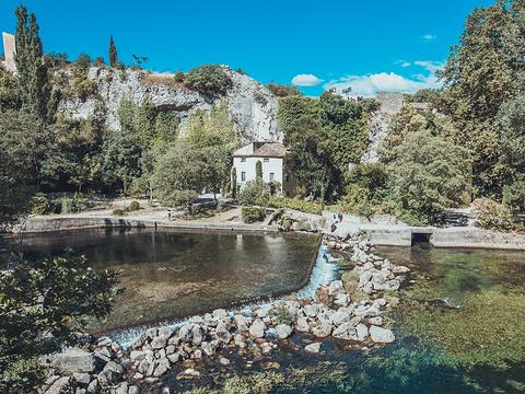 泉水镇旅游景点图片