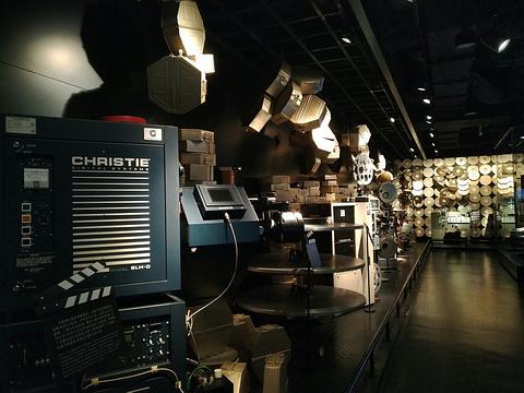 上海电影博物馆旅游景点图片