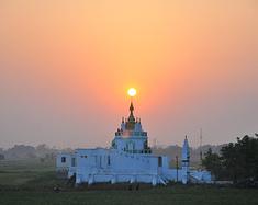 一个的缅甸——无艳遇不旅行(曼德勒,茵瓦)