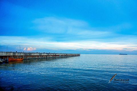 马六甲海峡的图片