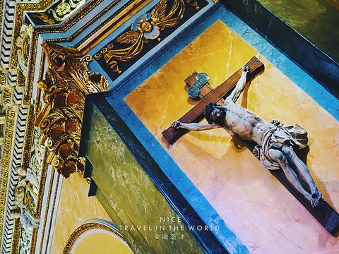 尼斯圣雷帕拉特大教堂旅游景点图片