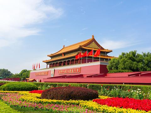 天安门城楼旅游景点图片