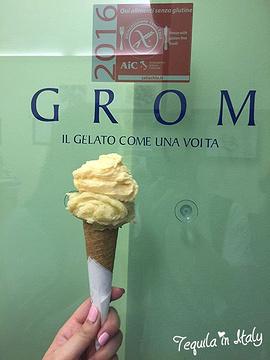 Grom冰淇淋店旅游景点攻略图