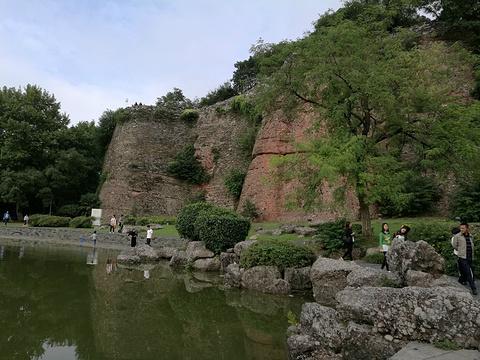 石头城公园旅游景点图片