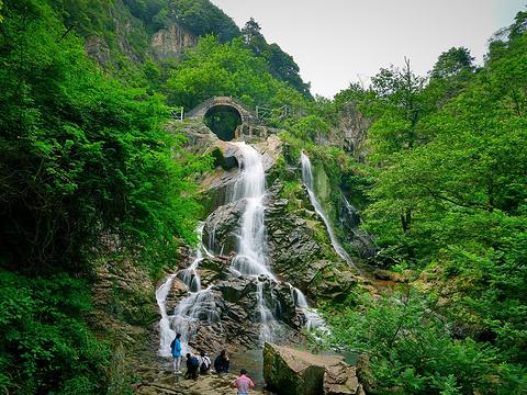 雁荡山旅游景点图片