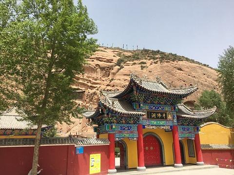 马蹄寺旅游景点攻略图