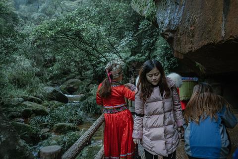 佛光岩旅游景点攻略图