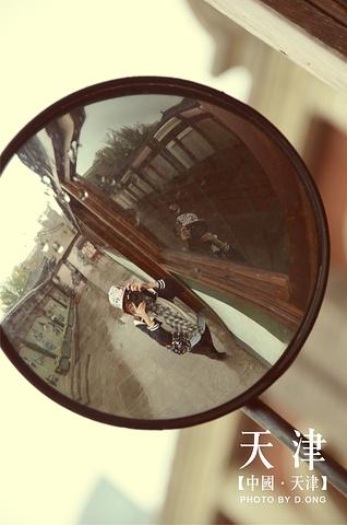 """""""简单介绍了下天津当地的民俗风情和历史,这个是个水铺,刚好碰见一位来游览的大哥,给我们介绍说他们..._天津民俗博物馆""""的评论图片"""
