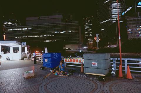 面屋武藏(新宿店)