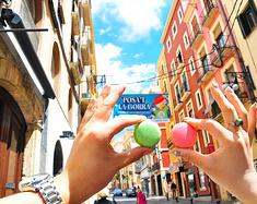 左眼光影,右眼童话—巴塞罗那烈日下的小城行记
