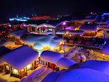 雪乡旅游景点攻略图片