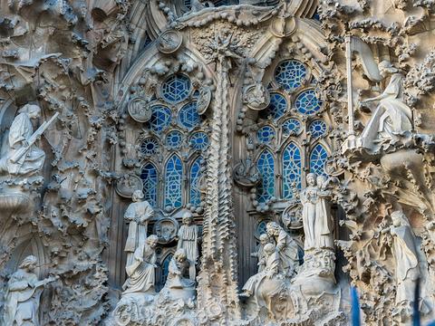 圣家族大教堂旅游景点图片