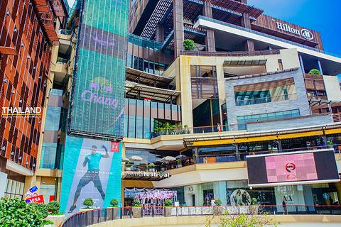 中央购物中心