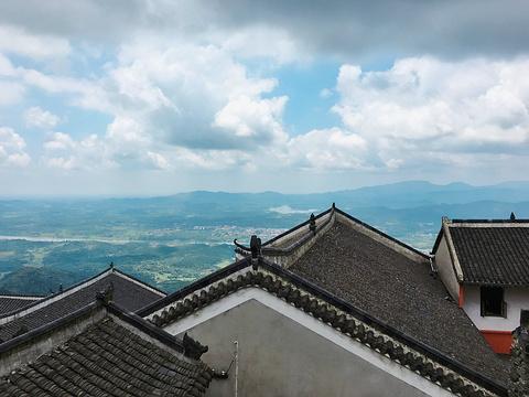 木兰山旅游景点攻略图