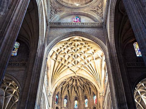 塞哥维亚大教堂旅游景点图片