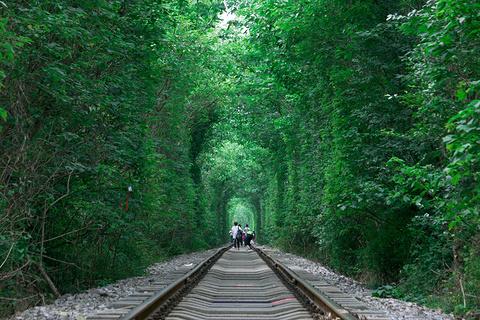 江宁爱情隧道旅游景点攻略图