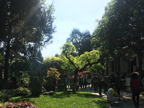 蒋介石温泉别墅旅游景点图片