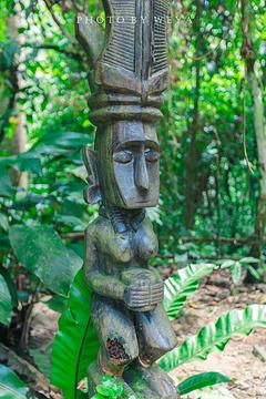 马里马里文化村旅游景点攻略图