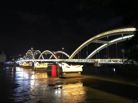 解放大桥旅游景点攻略图