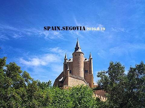 塞戈维亚古城旅游景点图片