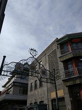 大栅栏商业街旅游景点攻略图