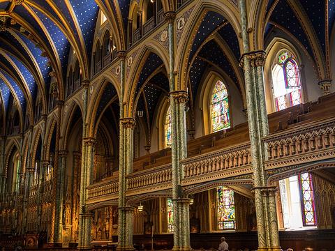 圣母院大教堂旅游景点图片