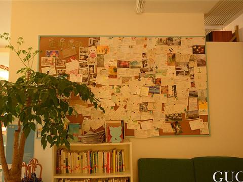 猫的天空之城概念书店(周庄店)旅游景点图片