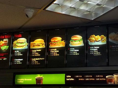麦当劳旅游景点图片