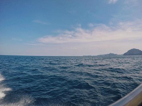 大皮皮岛旅游景点攻略图