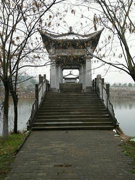 昌南湖旅游景点攻略图