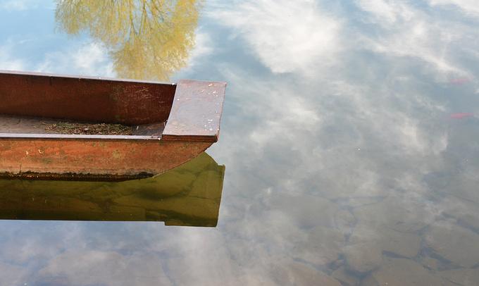 蝴蝶泉图片