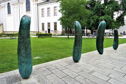 Museum der Moderne Rupertinum旅游景点攻略图