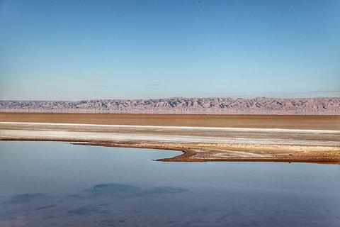 杰里德大盐湖