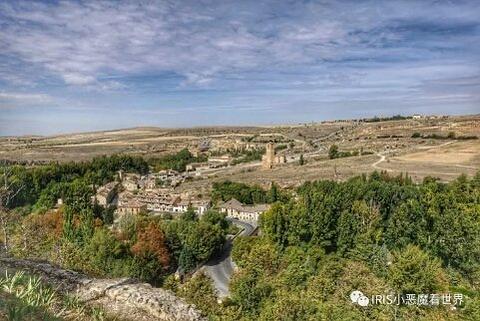 塞哥维亚旅游景点攻略图