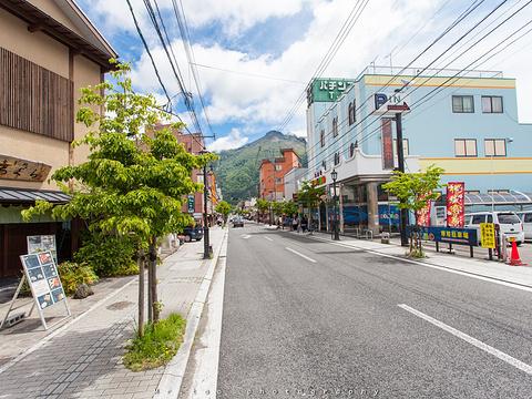 汤之坪街道旅游景点图片