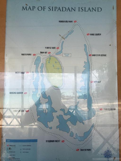 西巴丹岛旅游导图