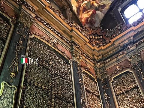 人骨教堂旅游景点图片