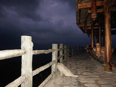 金坑梯田旅游景点图片