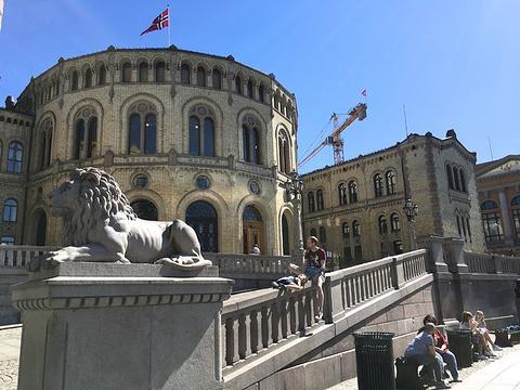 挪威议会大楼