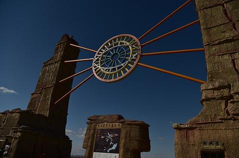 乌尔禾魔鬼城旅游景点攻略图