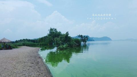 捞鱼河湿地公园旅游景点攻略图