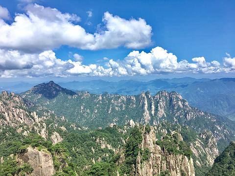 白鹅岭旅游景点图片