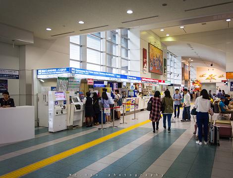 福冈机场旅游景点攻略图