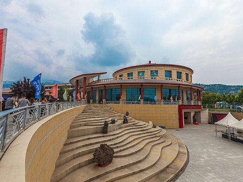 崂山绿石博物馆旅游景点图片