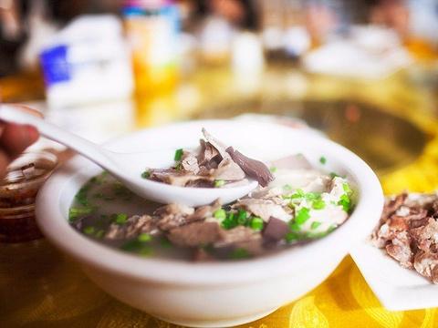 新月楼羊肉馆(藏书名店)旅游景点图片