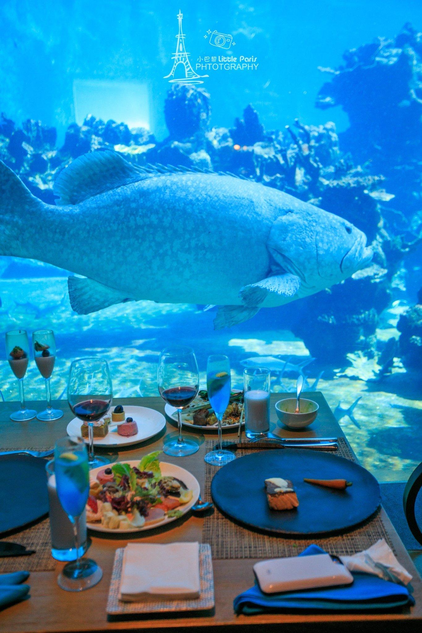 洲际海底餐厅