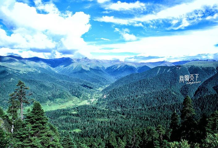 """""""在冬季常常能看到南迦巴瓦峰,色季拉山的垭口也是观赏南迦巴瓦峰的绝佳观景地之一。在色季拉山可以看到鲁朗_色季拉山""""的评论图片"""
