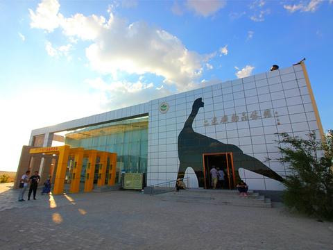 白垩纪恐龙地质公园旅游景点图片